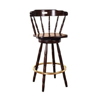 Colonial Swivel Barstool