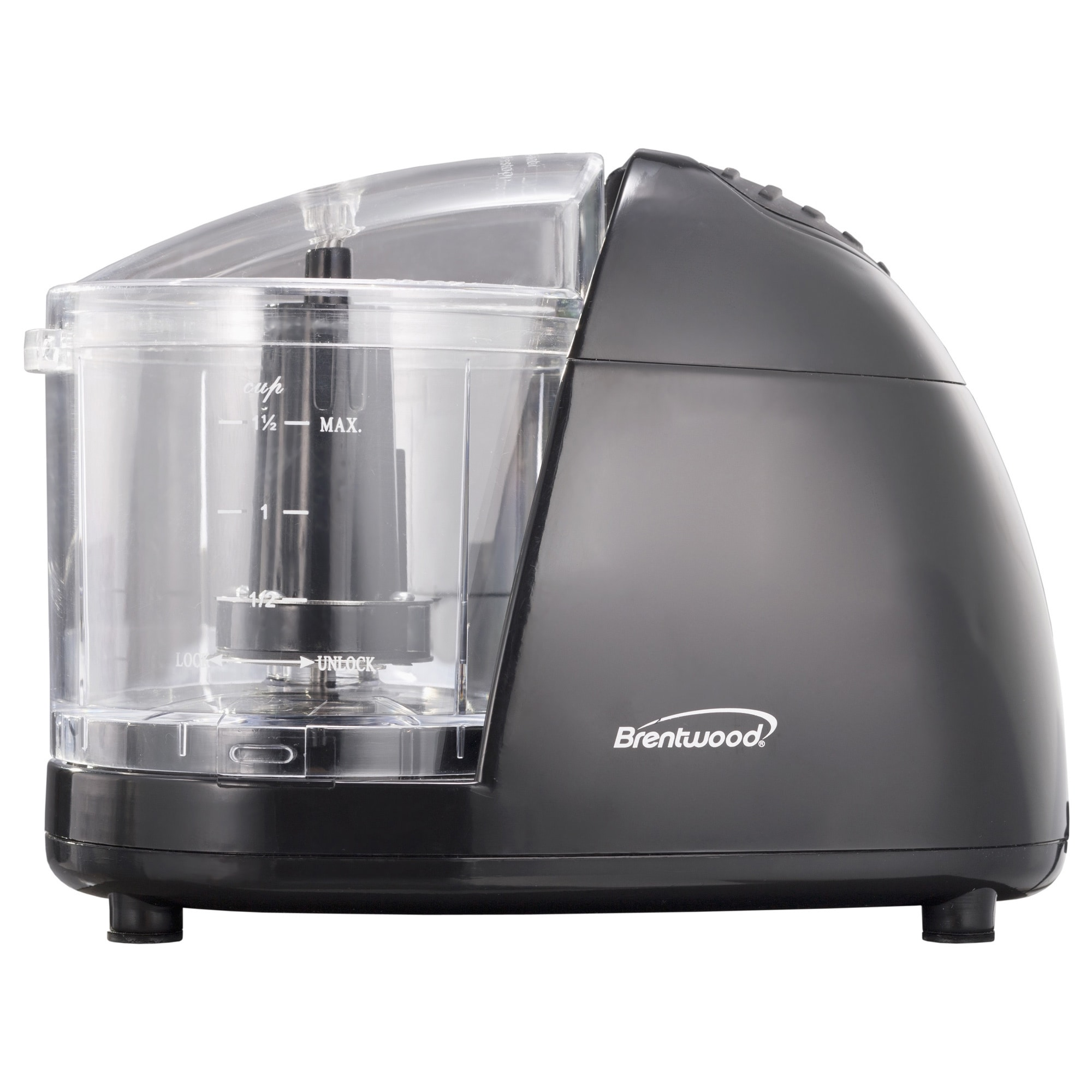 Brentwood MC-106 Black Mini Food Chopper at Sears.com