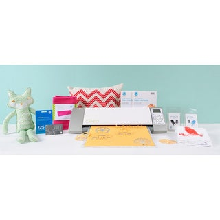 Silhouette Cameo Fabric Bundle Die Cutting Machine + $25 + One Month Subscription
