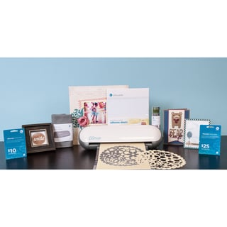 Silhouette Portrait Die Cutting Machine Mega Bundle with Bonus $25 Download Card and Accessories