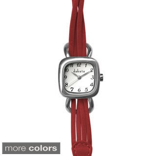 Dakota Women's Twisted Multi-cord Leather Watch