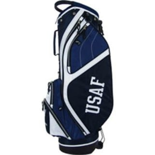 Ray Cook USAF Air Force Stand Golf Bag