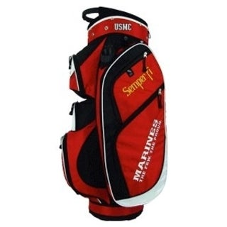 Ray Cook Marines Cart Golf Bag