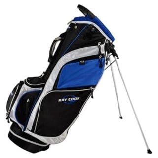 Ray Cook RCC-1 Blue Cart Golf Bag