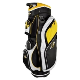 Ray Cook RCC-1 Yellow Cart Golf Bag