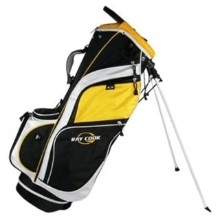 Ray Cook RCS-1 Yellow Stand Golf Bag