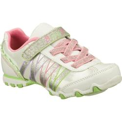 Girls' Skechers Bella Ballerina Prima Twirlie Time White/Multi