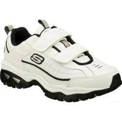 Men's Skechers Energy Fixed Up White/Navy
