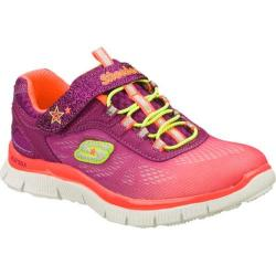 Girls' Skechers Skech Appeal Neon Coral/Multi