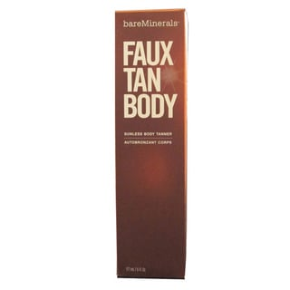 bareMinerals Faux Tan Sunless Body Tanner