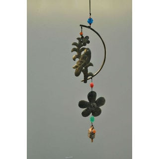 Handmade Springtime Wind Chime (India)
