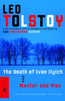 The Death of Ivan Ilyich: And, Master and Man (Paperback)