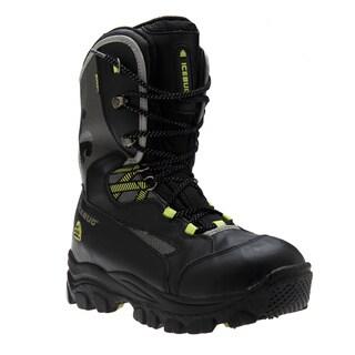 IceBug Unisex Sorix 2.0 Black Boots
