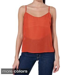 American Apparel Women's Chiffon Camisole