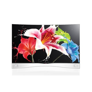 LG 55EA9800 55-inch Curved OLED 3D Smart TV