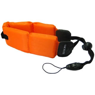 Zeikos ZE-FS10-OR Orange Floating Wrist Strap