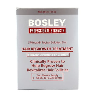 Bosley Women's 2-ounce Hair Regrowth Treatment