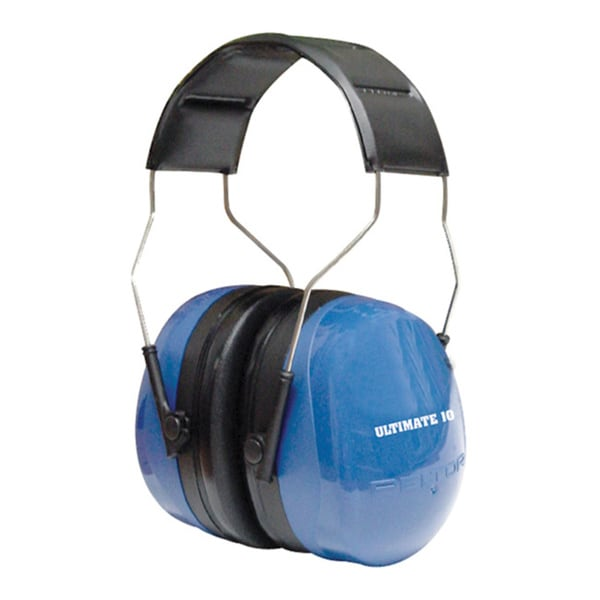 3M Peltor Ultimate 10 Hearing Protection Earmuffs