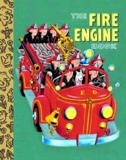 The Fire Engine Book (Board book)