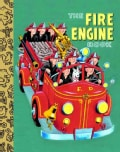 The Fire Engine Book (Board book)