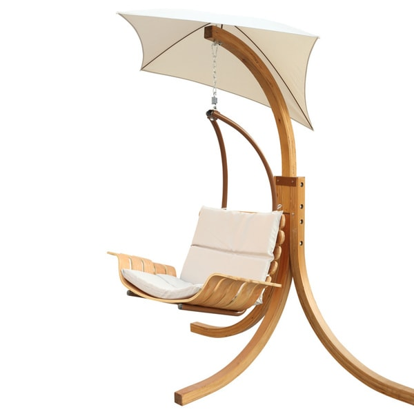 umbrella swing outdoor chair patio furniture pool deck