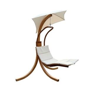 Umbrella Swing Outdoor Lounge