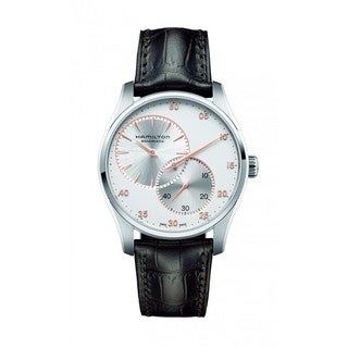 Hamilton Men's Jazzmaster Regulator Swiss Watch