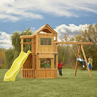 Swing-N-Slide Northgate Swing Set
