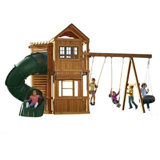 Swing-N-Slide Durango Swing Set