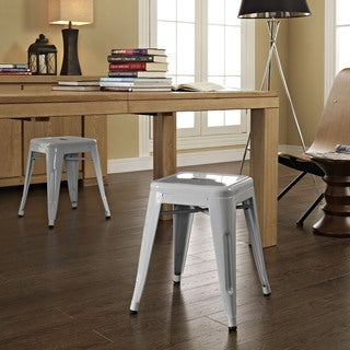 Gathering Modern Stools (Set of 2)