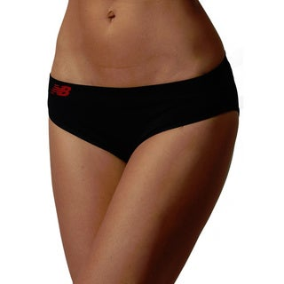 New Balance Women's Seamless Bikini Assorted (Pack of 3)