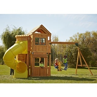 Swing-N-Slide Lakewood Swing Set