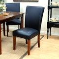 Manhattan Upholstered Parsons Chair