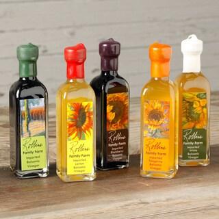 Robbins Family Farm Balsamic Vinegar 5-pack Gift Set