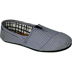 Women's Dawgs Kaymann Slip-On Shoe Blue Stripes