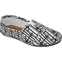 Women's Dawgs Kaymann Slip-On Shoe Nautical
