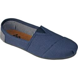 Women's Dawgs Kaymann Slip-On Shoe Navy