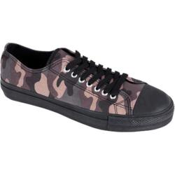 Men's Demonia Deviant 01 Camo Canvas/Black