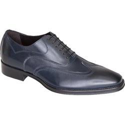 Men's Giovanni Marquez 3015 Vitello Blu Leather