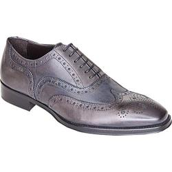 Men's Giovanni Marquez 3017 Vitello Grigio Leather