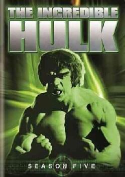 The Incredible Hulk: Season Five (DVD)
