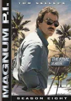 Magnum P.I.: Season Eight (DVD)
