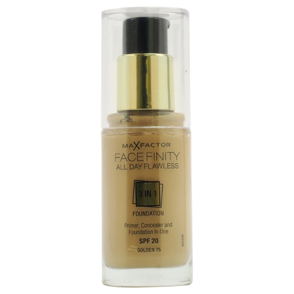 Max Factor Facefinity Golden 3-in-1 Foundation SPF 20