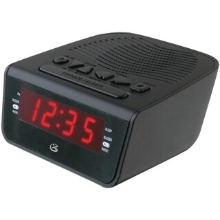 GPX C224B Desktop Clock Radio