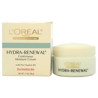 L'Oreal Dermo Expertise Hydra-Renewal Continuous 1.7-ounce Moisture Cream