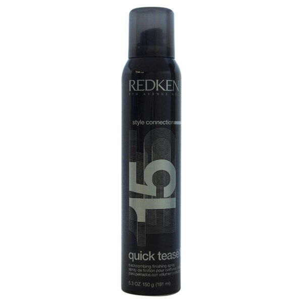 Redken Quick Tease 15 Backcombing Finishing 5.3-ounce Hair Spray