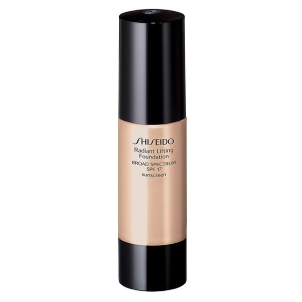 Shiseido Radiant 'Natural Light Ochre' Lifting Foundation with SPF 17