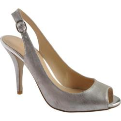 Women's Enzo Angiolini Mykell Silver Fabric