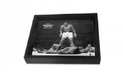Ali Vs. Liston - Landscape 8x10 3d Shadow Box (General merchandise)