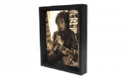 Bob Marley - Sitting 8x10 3D Shadow Box (General merchandise)